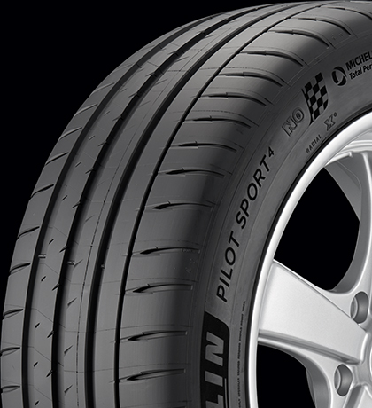Michelin PS4 ST